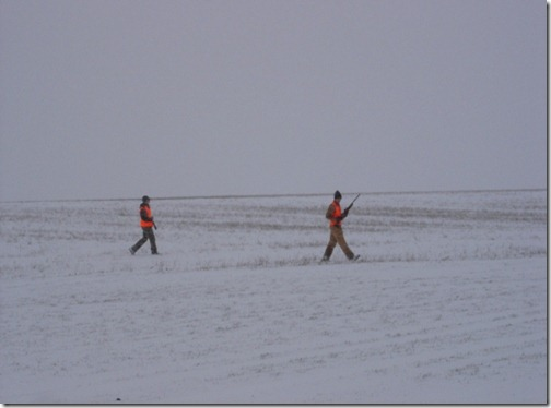 Hunting_Andale_Ks_Snow
