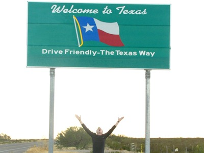State Signs (Texas - Where Everything Is Bigger)