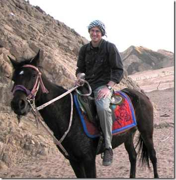 Horse Riding in the Sinai