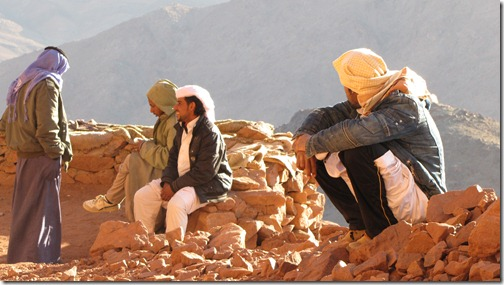 Local Bedouins