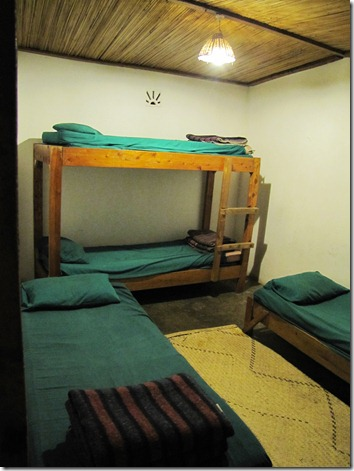 Dorm at Camp Carnellys